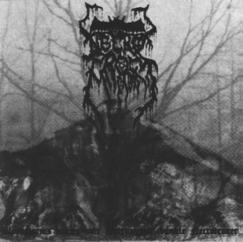 Necrofrost-Bloodstorms Voktes Over Hytrunghas Dunkle Necrotroner