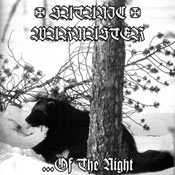 SATANIC WARMASTER - ...Of The Night