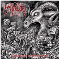 Impiety-Worshippers of the Sevennth Tyrany (Splatter vinyl)
