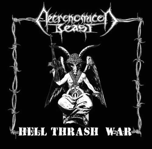 Necronomicon Beast - Hell Thrash War
