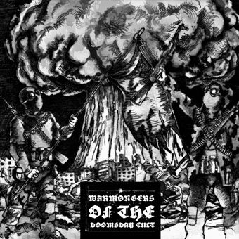SEGES FINDERE / DOOMSDAY CULT - Warmongers of the Doomsday Cult