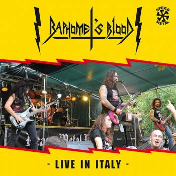 BAPHOMET'S BLOOD (Ita) - Live in Italy