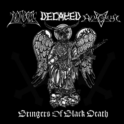 Decayed / Azaghal / Pogost - Bringers of Black Death