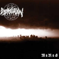 Dissimulation - Maras  (Digipak)