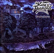 KING DIAMOND - Voodoo  (Double LP,purple vinyl)