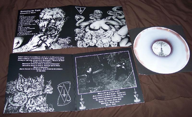 Drowning The Light - Catacombs Of Blood (coloured vinyl,Lim.150)