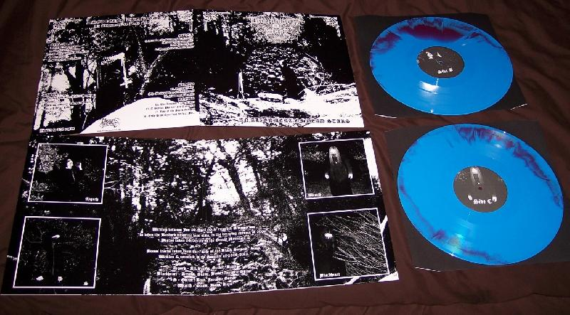 Drowning the Light - An Alignment of Dead Stars (coloured vinyl,Lim.150,Double LP)