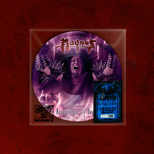 MAGNUS � ACCEPTANCE OF DEATH  (Picture LP)
