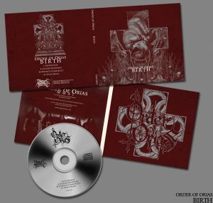 Order of Orias - Birth  (Digipak)