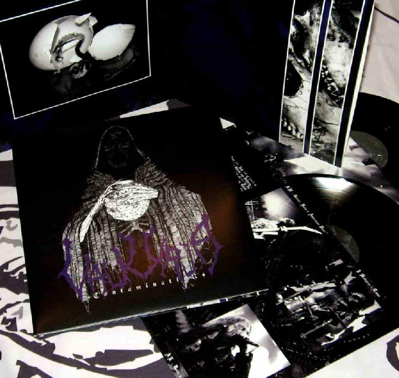 Valkyrja - Contamination (Double LP)