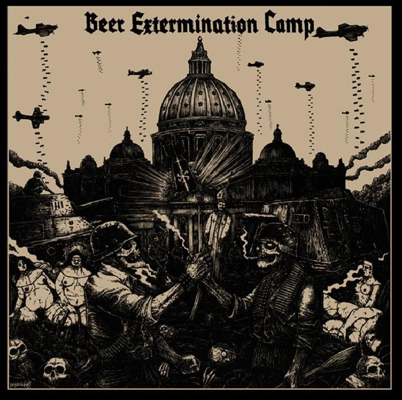 V/A-BEER EXTERMINATION CAMP