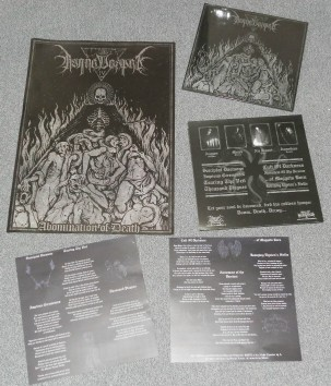 Insane Vesper - Abominations Of Death (+Poster,Lim.300)