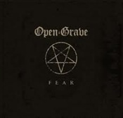 OPEN GRAVE - Fear (Digipak)