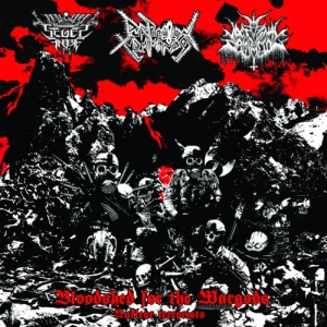 SEGES FINDERE/PURIFICATION KOMMANDO/NOCTURNAL DAMNATION -Bloodshed For The Wargods