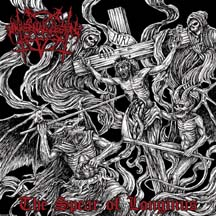 INFERNAL LEGION - The Spear of Longinus