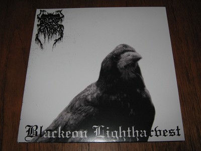 NECROFROST - Blackeon Lightharvest