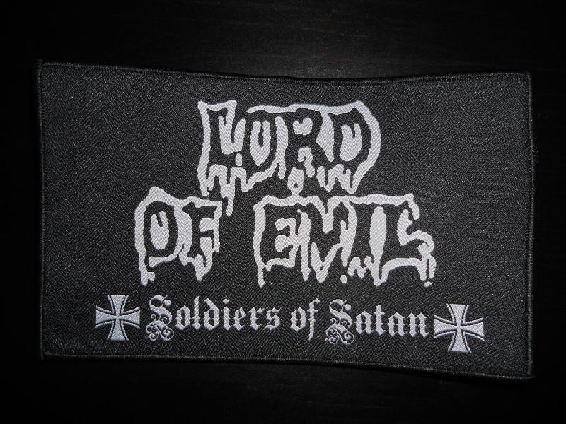 Lord Of Evil-Soldiers Of Satan