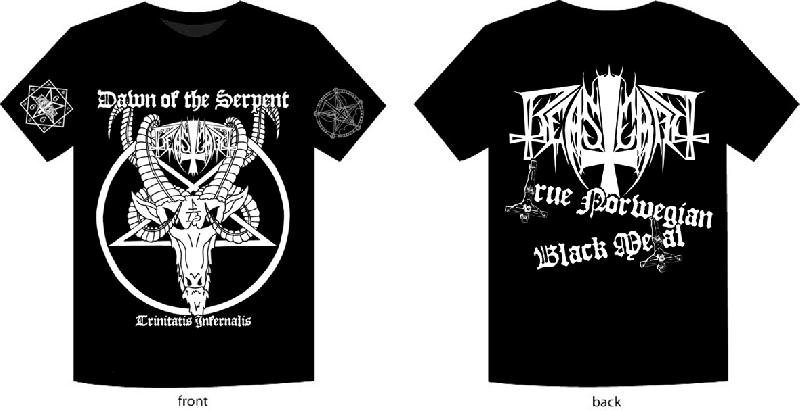 Beastcraft-Dawn Of The Serpent  (black)