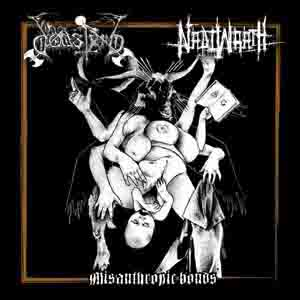 Dodsferd / Nadiwrath - Misanthropic Bonds