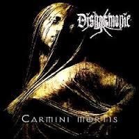 DISHARMONIC - Carmini mortis  (Digipak)