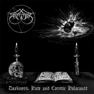 Athanor - Darkness, Hate and Cosmic Holocaust