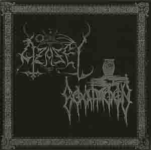 Azazel / Goatmoon - Split