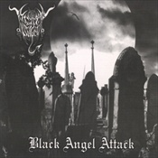BLACK ANGEL / NIGHT WITCHCRAFT - Split