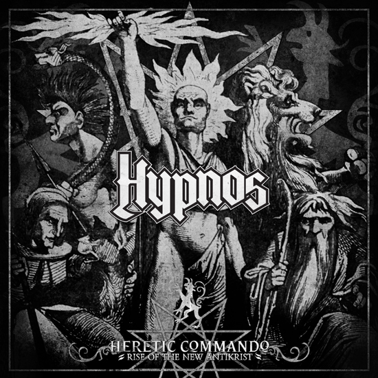 Hypnos - Heretic Commando (Digi-CD+DVD)