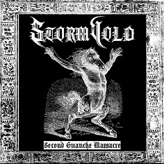 Stormvold - Second Guanche Massacre (cd-r,Lim.66)