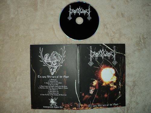 Moonblood - Teutonic Warriors of the Moon (A5 Digipak)