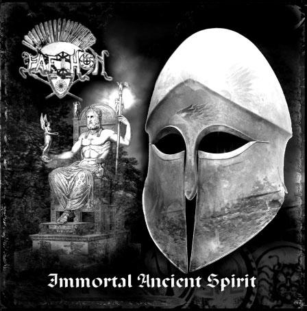 Faethon - Immortal Ancient Spirit  (Digipak)