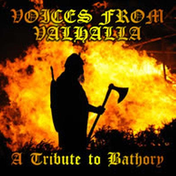 V/A - Voices from Valhalla -Tribute to Bathory (Double CD)