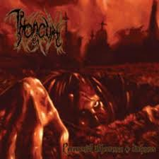 Throneum - Ceremonial Abhorrence & Darkness (Digipak)