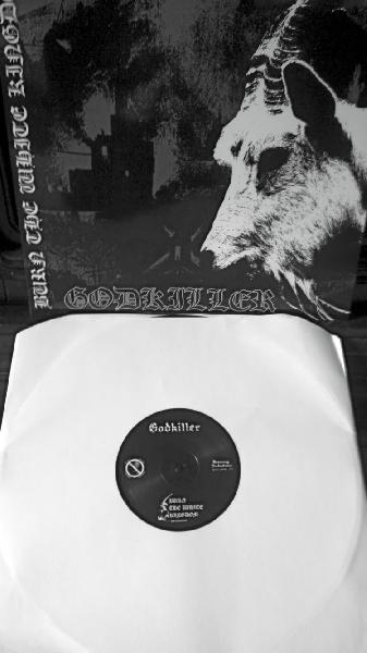 GODKILLER - Burn the White Kingdom