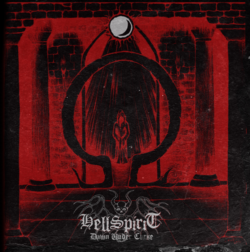 HELLSPIRIT (FI) - Down Under Curse