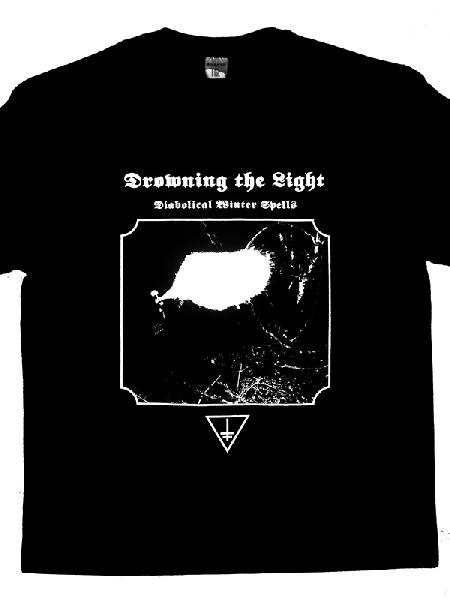 Drowning The Light - Diabolical Winter Spells