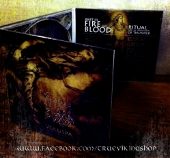 YMIR'S BLOOD - Voluspa: Doom Cold as Stone  (Digipack)