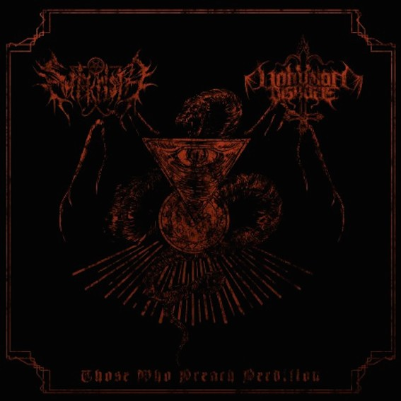 SARKRISTA / UNHUMAN DISEASE - THOSE WHO PREACH PERDITION