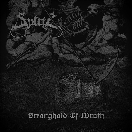 SYTRIS - stronghold of wrath  (Digipak)