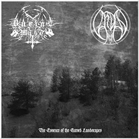 Burial Mist / Vardan -The Essence Of The Cursed Landscapes