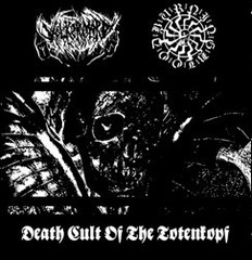 Völkermord  / Burning Blood – Death Cult Of The Totenkopf