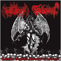 Nihil Domination/Goatbaphomet - Sodomic Goatfuck Inverted Crucifixion