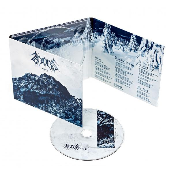 KHORS - COLD  (Digipak)