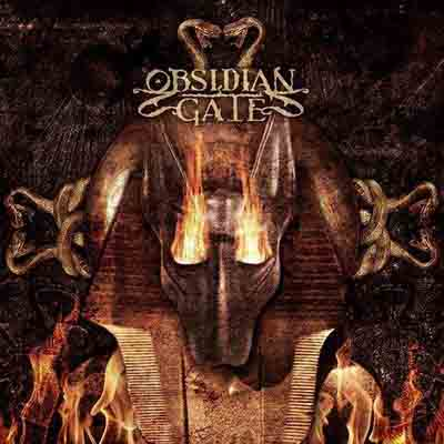 OBSIDIAN GATE - whom the fire obeys   (Digipak)
