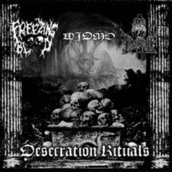 Freezing Blood / Widmo / The Sons of Perdition - Desecration Rituals
