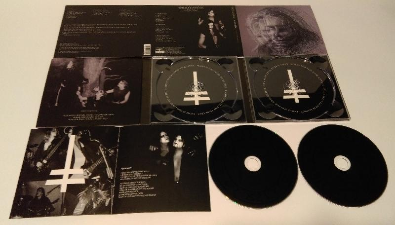 SACRILEGIUM - Sleeptime  (Double-Digi-CD)