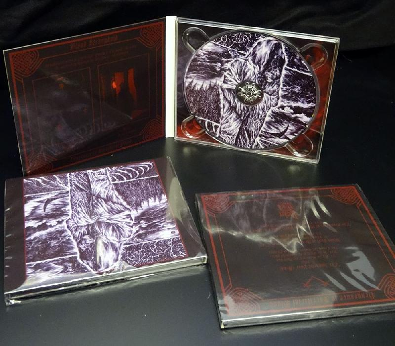 BLOOD STRONGHOLD - Vengeance in Sacrificial Blood  (Digipak)