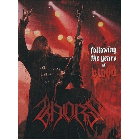 KHORS - Following The Years Of Blood  (A5 Digipak)
