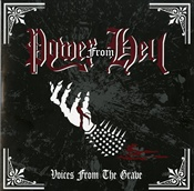 POWER FROM HELL - Voices From The Grave
