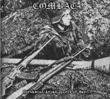 Combat - Northwind/A. Spirit of War  (Digi-CD)